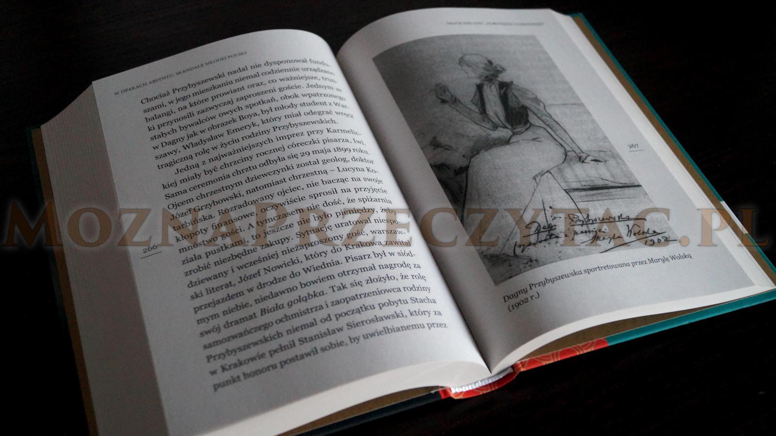 W oparach absyntu. Skandale Młodej Polski - Iwona Kienzler