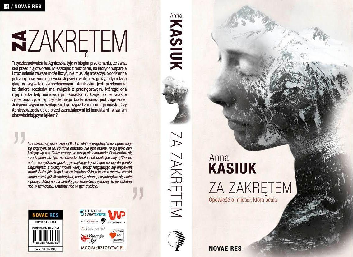 Za zakrętem – patronat MoznaPrzeczytac.pl
