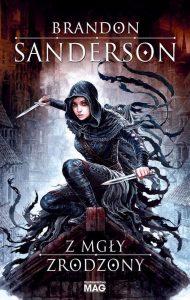 Recenzja książki Z mgły zrodzony - Brandon Sanderson