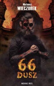 Recenzja książki 66 dusz - Mateusz Wieczorek