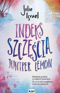 Recenzja książki Indeks szczęścia Juniper Lemon - Julie Israel