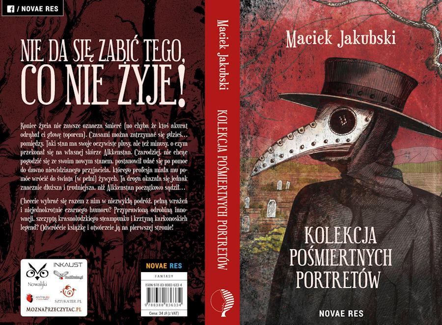 Kolekcja Pośmiertnych Portretów - patronat MoznaPrzeczytac.pl