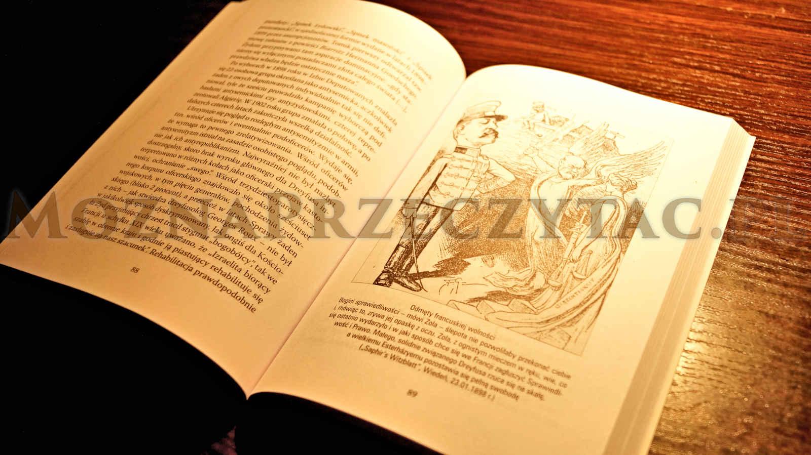 Sprawa Dreyfusa. Ostrzeżenie sprzed wieku - Michał Horoszewicz