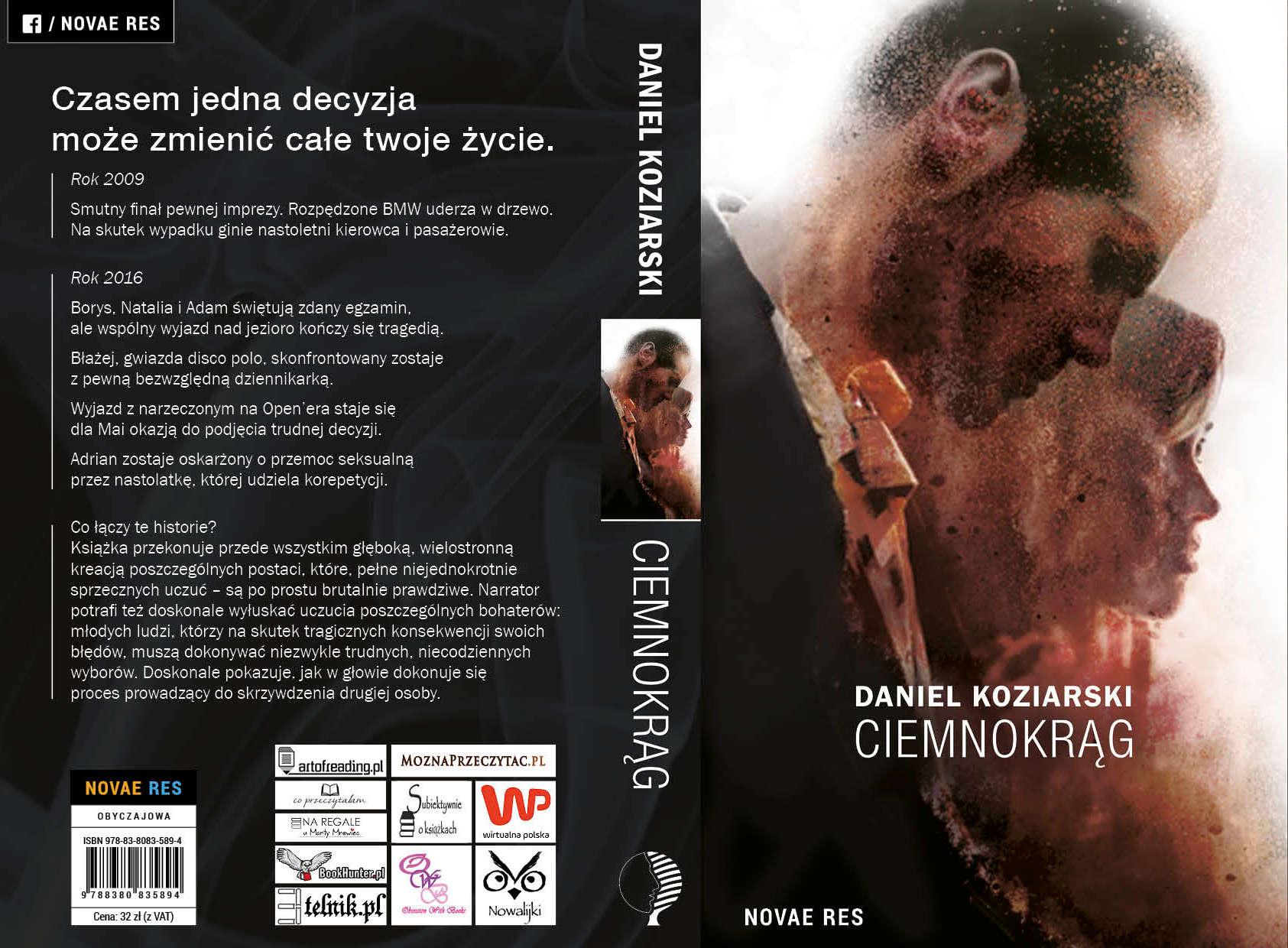 Ciemnokrąg - patronat MoznaPrzeczytac.pl