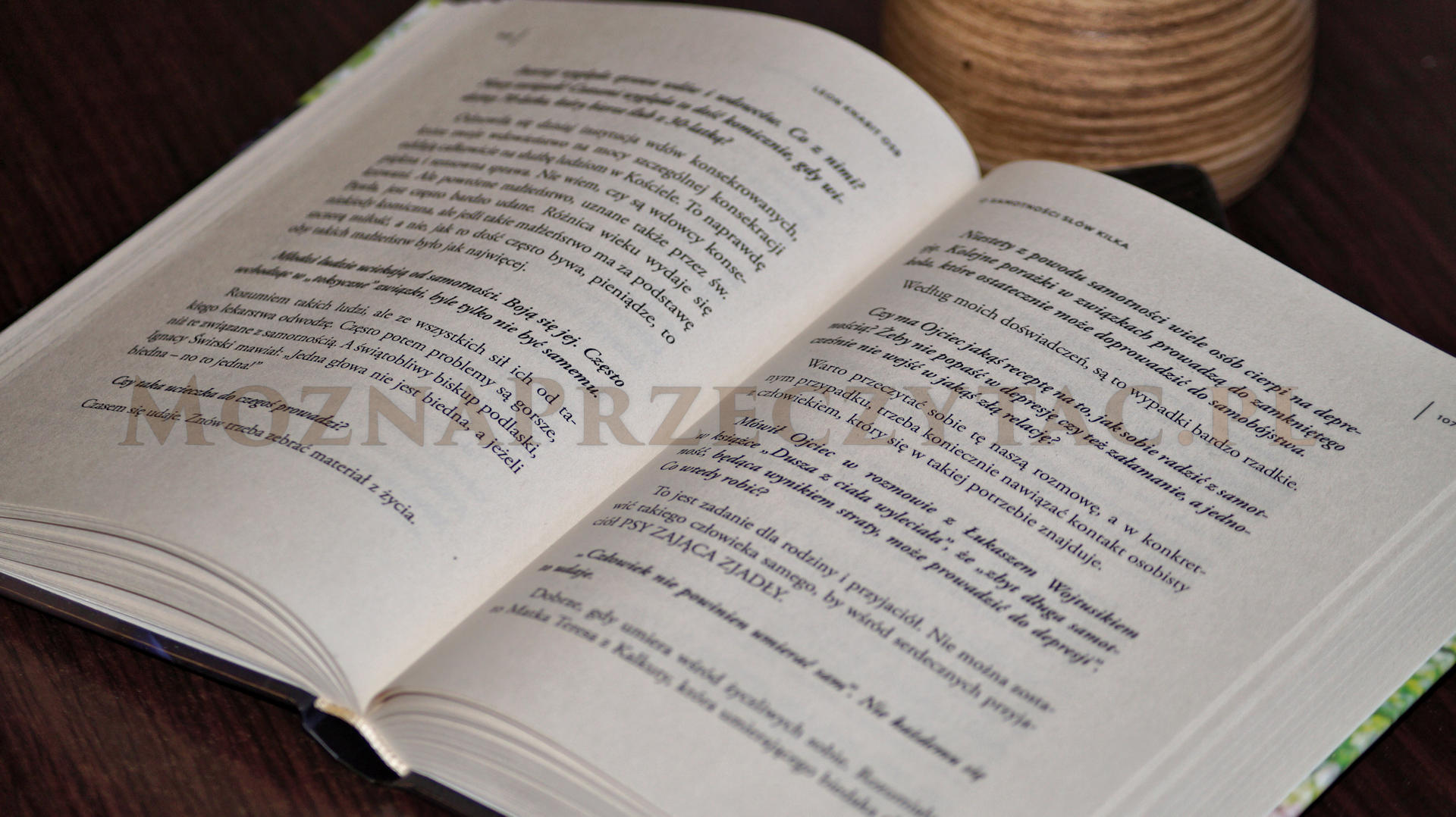 Recenzja książki - Nikt nie jest byle jaki. Każdy jest jakiś - Leon Knabit OSB, Jacek Zelek