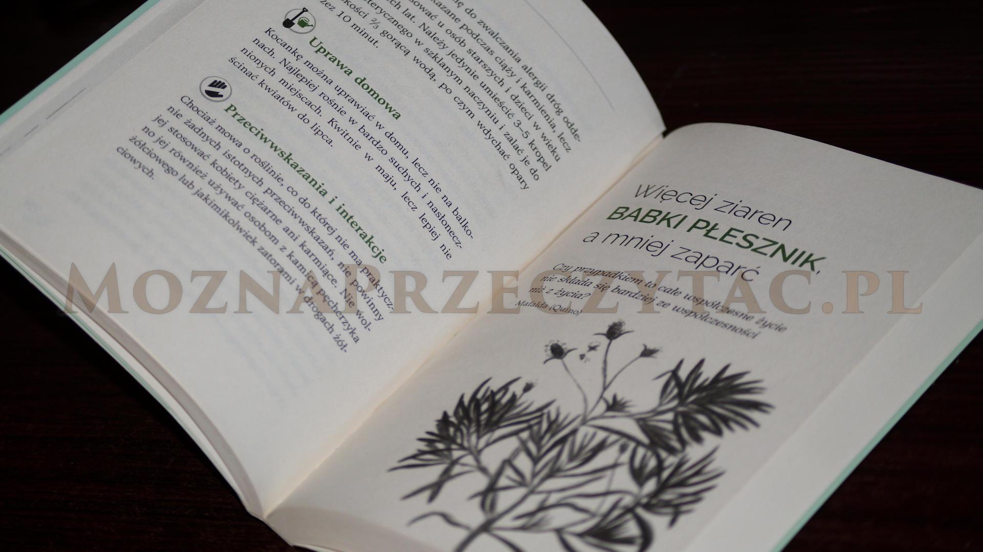 Rośliny nas ocalą - Miriam Borovich
