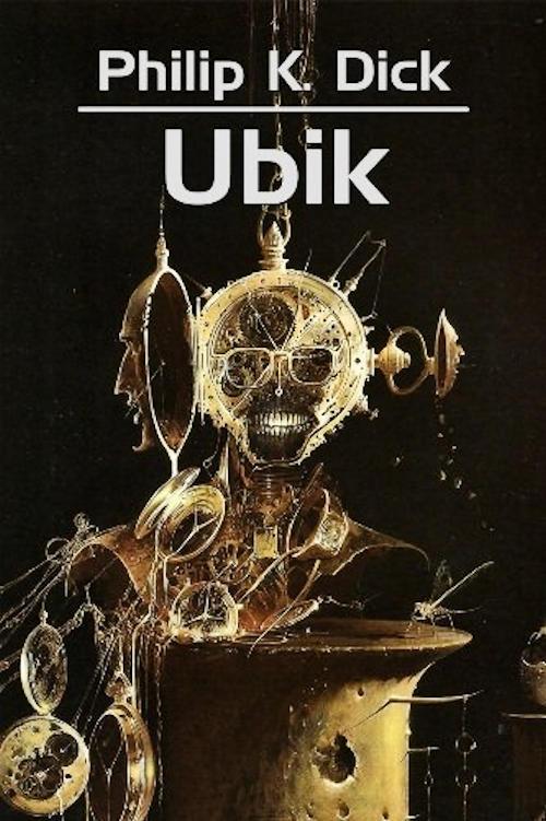 Recenzja książki Ubik - Philip K. Dick