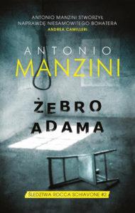 Recenzja książki Żebro Adama - Antonio Manzini