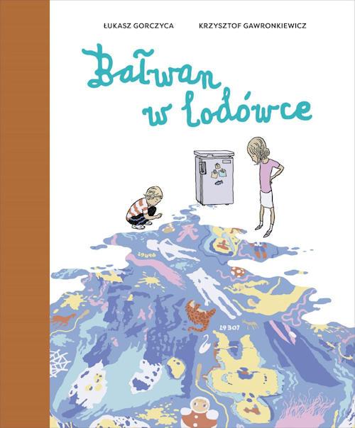 Recenzja książki Bałwan w lodówce - Łukasz Gorczyca