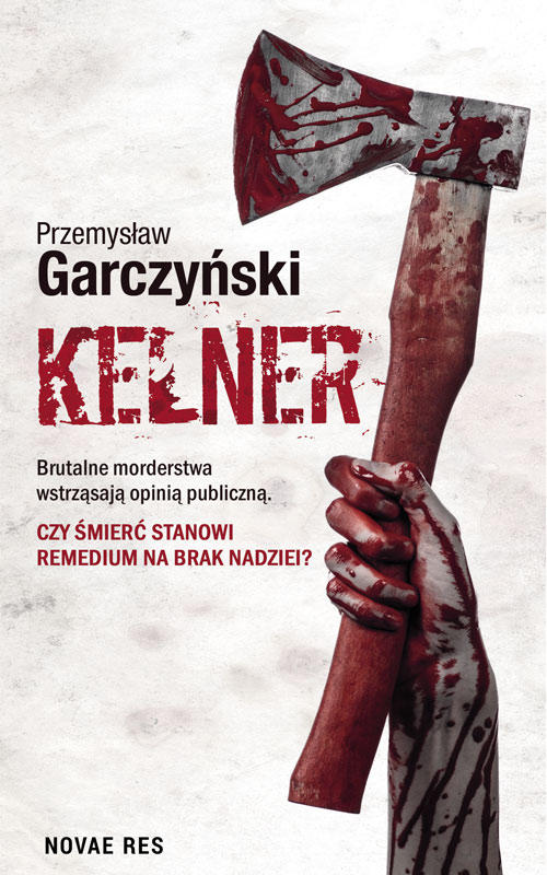 Recenzja książki Kelner - Przemysław Garczyński