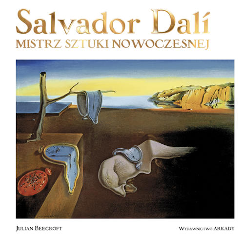 Recenzja książki Salvador Dali. Mistrz sztuki nowoczesnej - Julian Beecroft