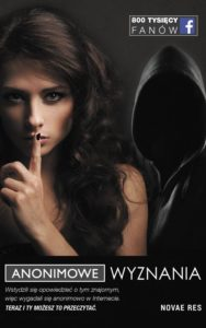 Recenzja książki Anonimowe wyznania - praca zbiorowa