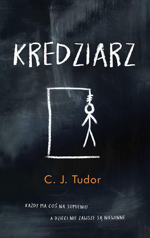Recenzja książki Kredziarz - C. J. Tudor