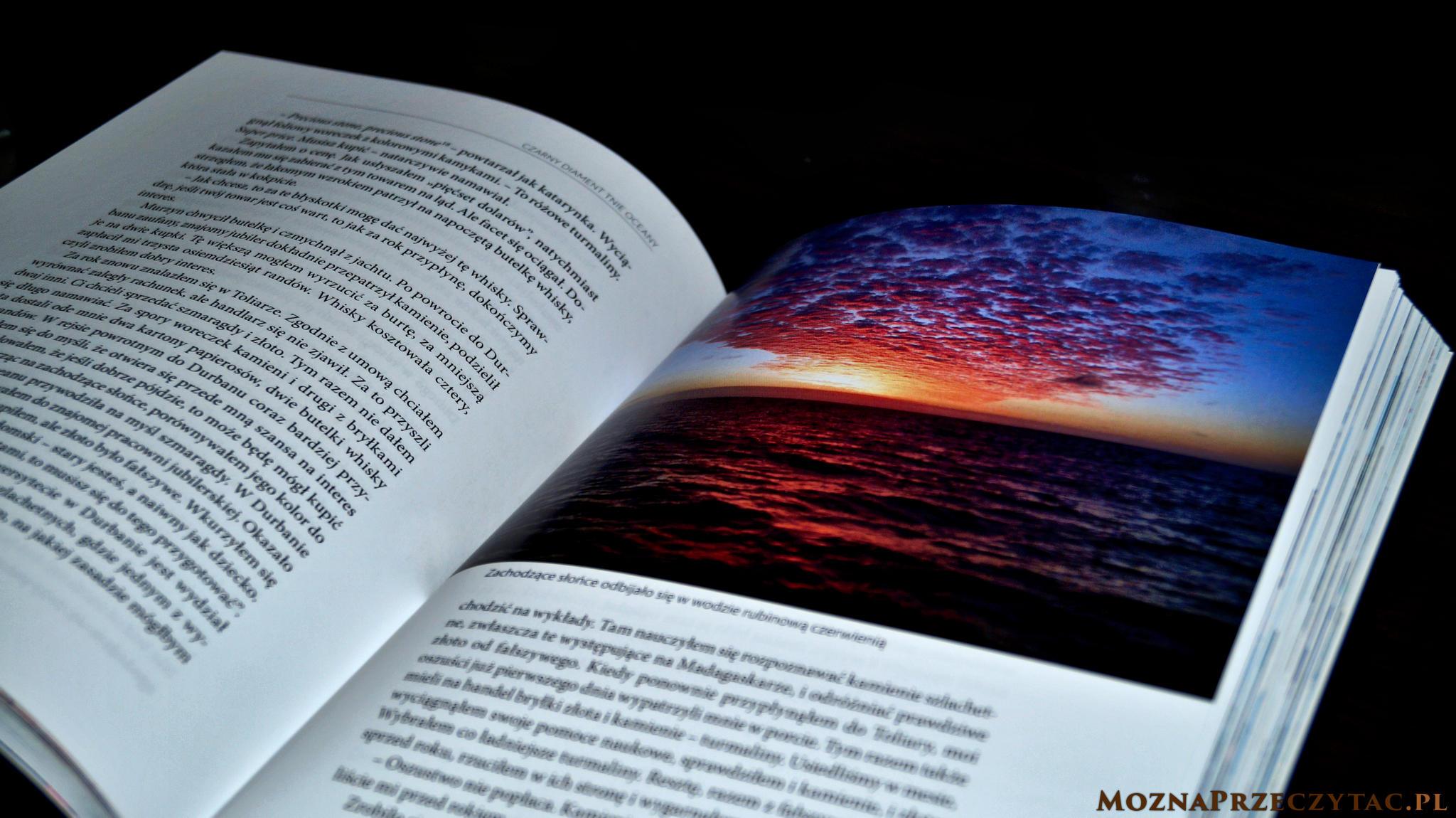 Czarny Diament tnie oceany - Jerzy Radomski