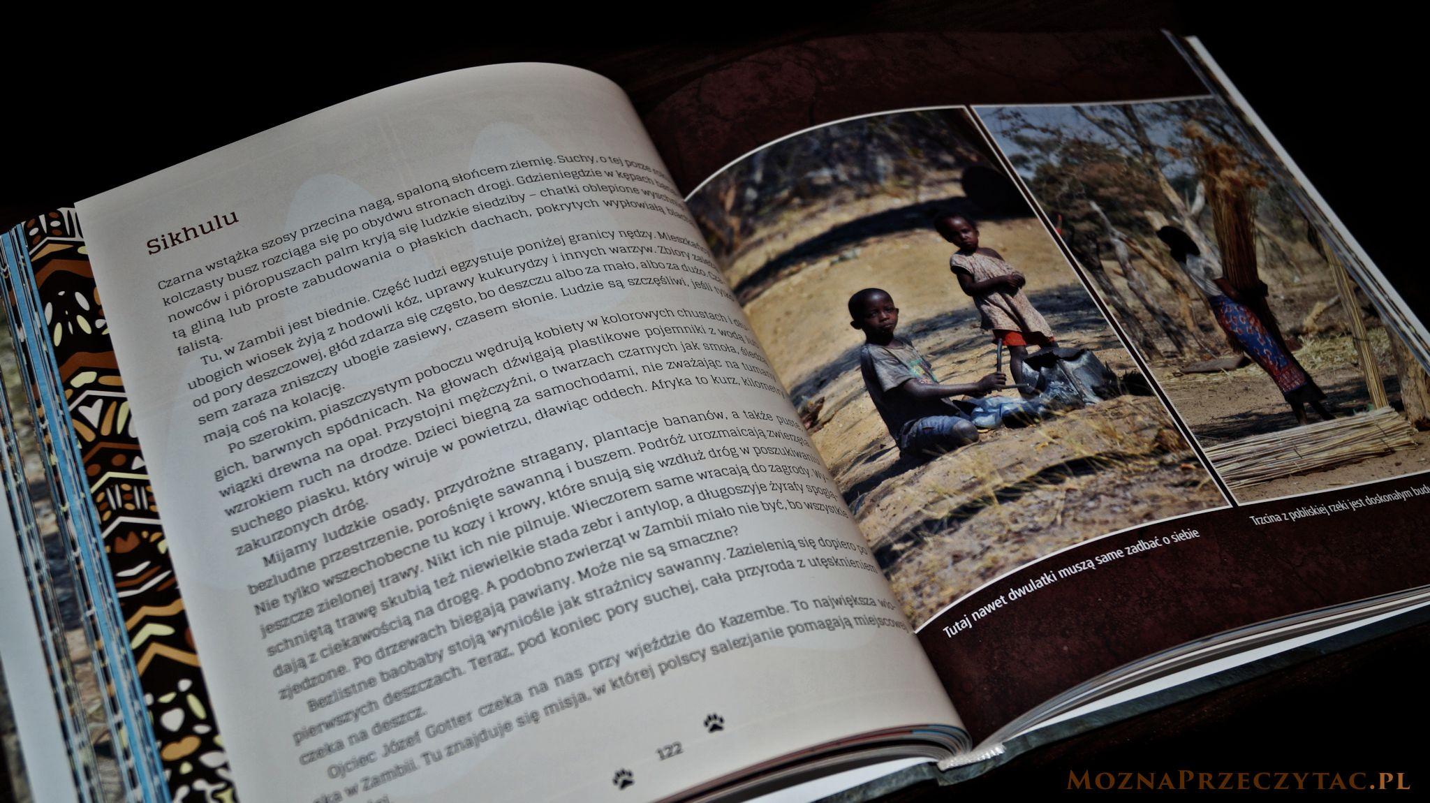 Dalej są tylko lwy. Afrykańskie przygody Kasi - Kasia Hajduk, Elżbieta Hajduk, Piotr Hajduk