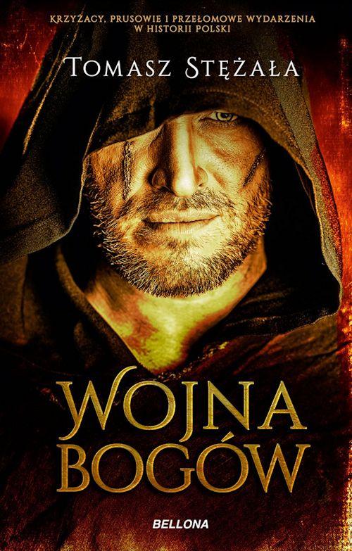 Recenzja książki Wojna bogów - Tomasz Stężała