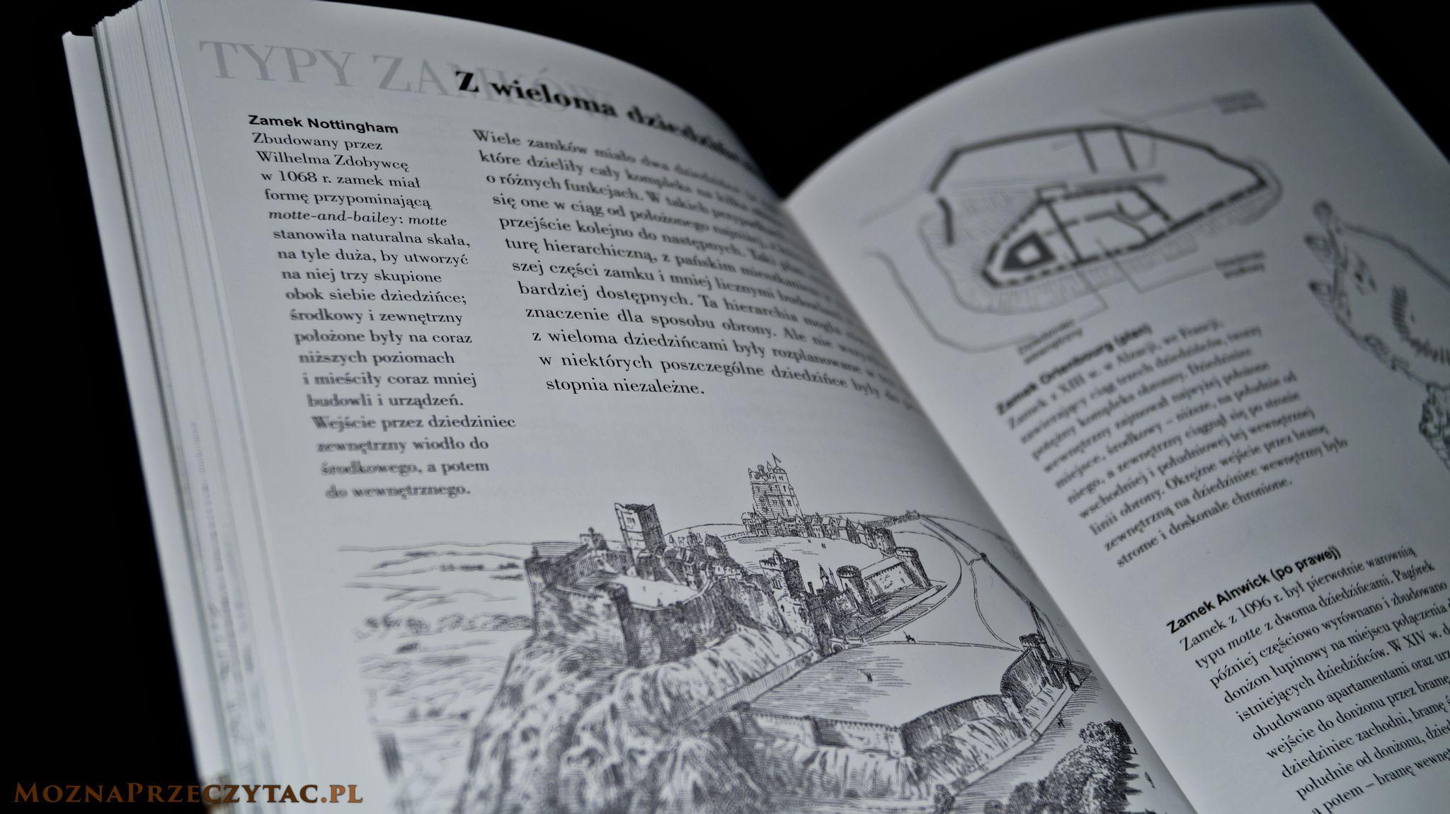 Jak czytać zamki. Krótki kurs wiedzy o fortyfikacjach - Malcolm Hislop