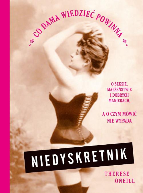 Recenzja książki Niedyskretnik - Therese Oneill