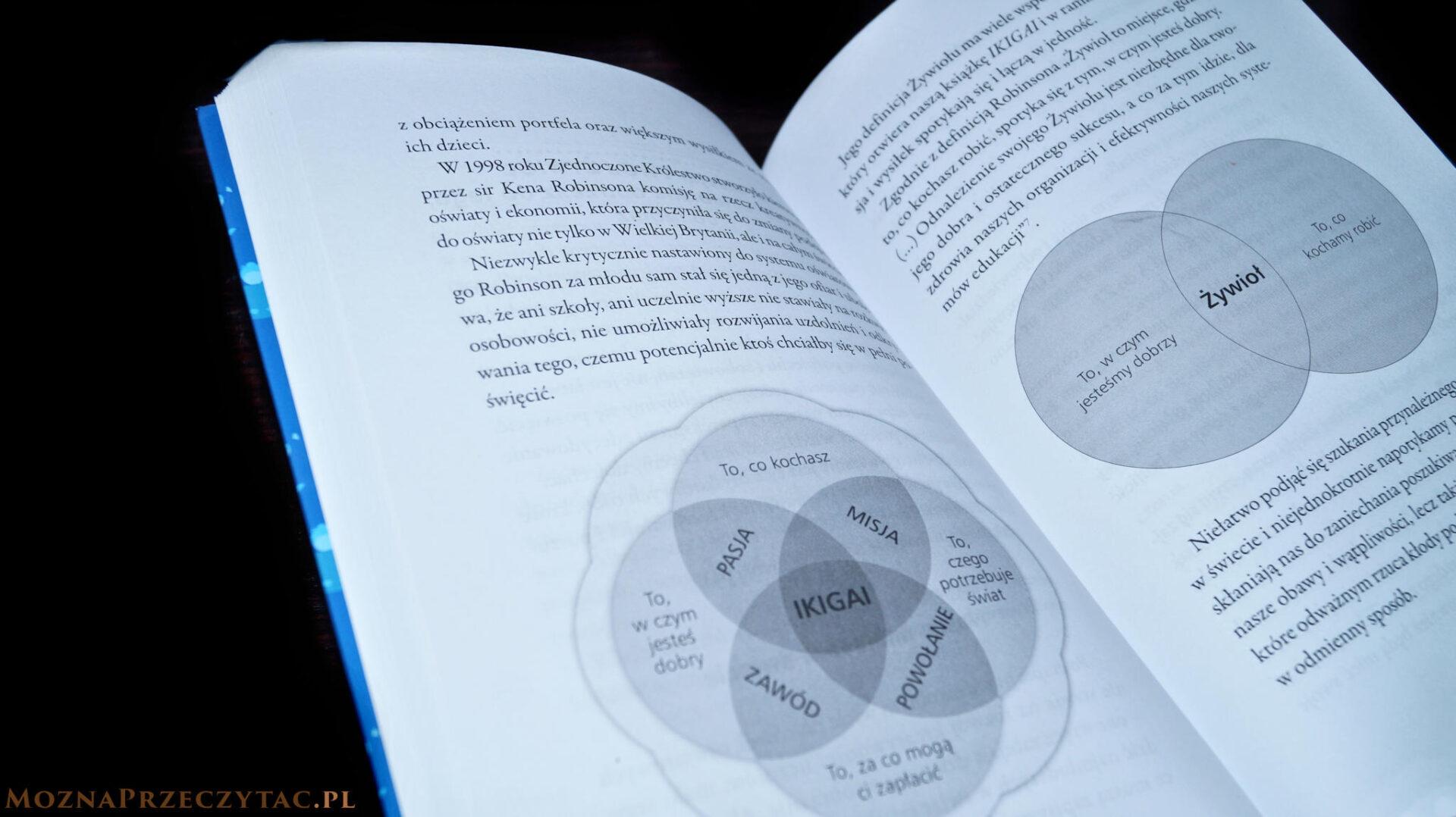 Trening ikigai. Japońska sztuka codziennej radości - Hector García, Francesc Miralles
