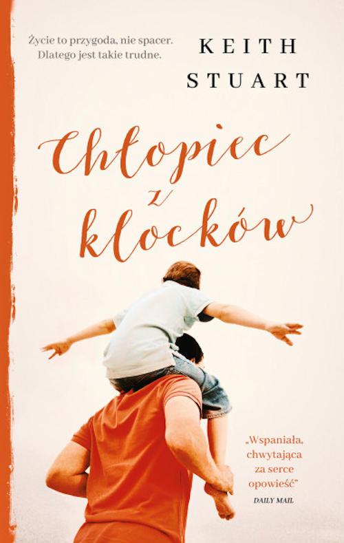 Recenzja książki Chłopiec z klocków - Keith Stuart