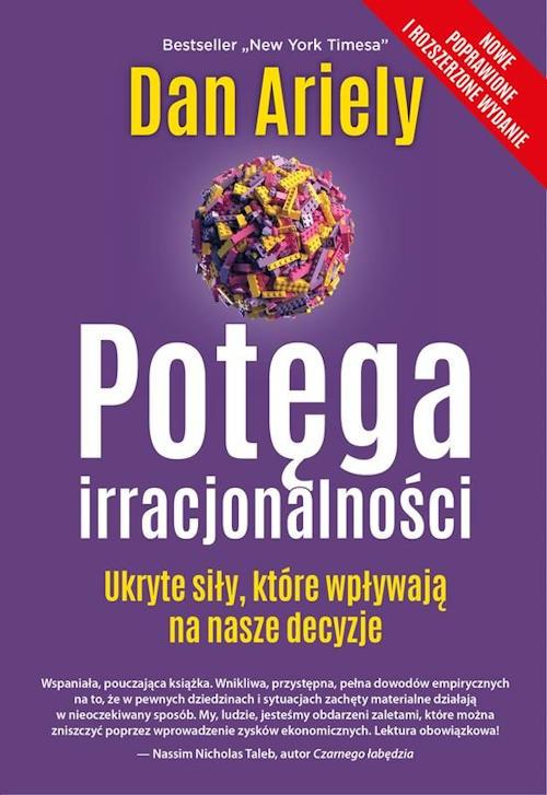 Recenzja książki Potęga irracjonalności - Dan Ariely