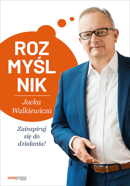 Recenzja książki Rozmyślnik - Jacek Walkiewicz