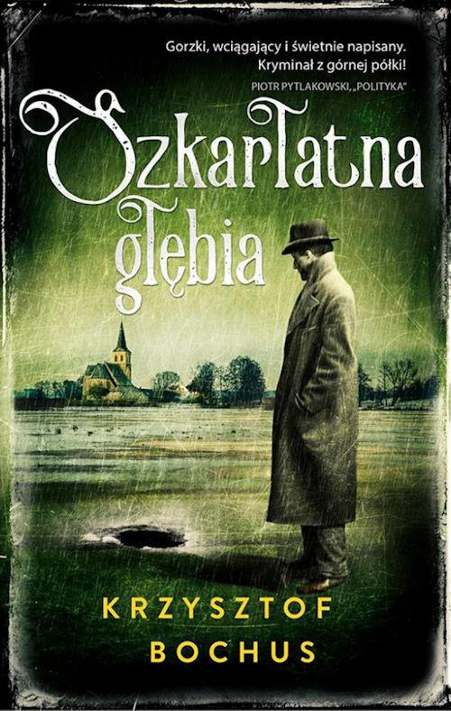 Recenzja książki Szkarłatna głębia - Krzysztof Bochus