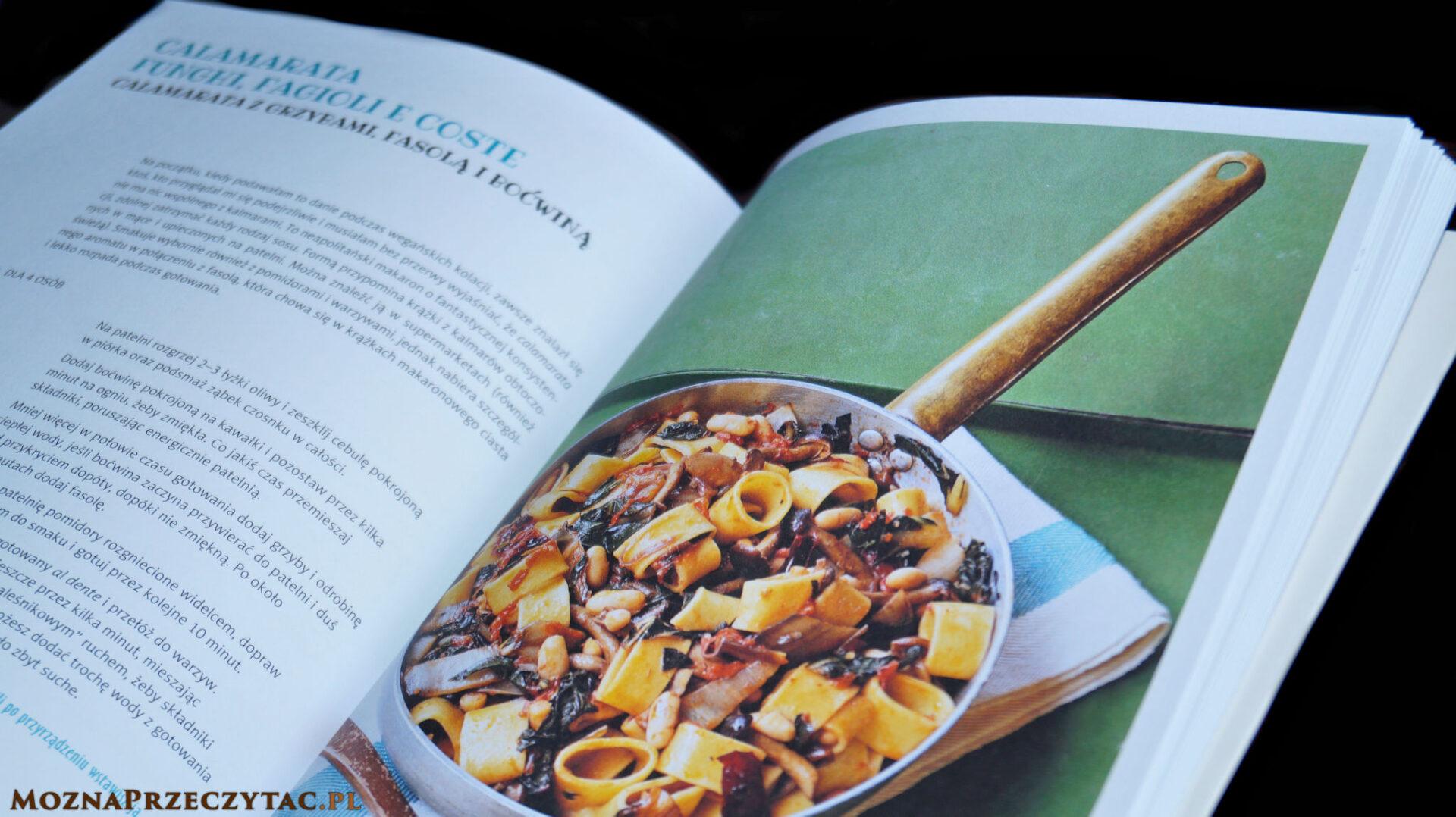Vegano Italiano. Wegańskie smaki kuchni włoskiej - Rosalba Gioffre