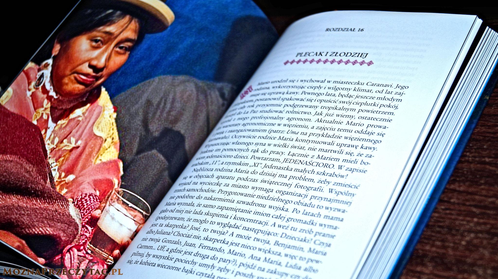 Boliwia. Narzeczona, więzienie i cudze wesele - Paweł Wilk