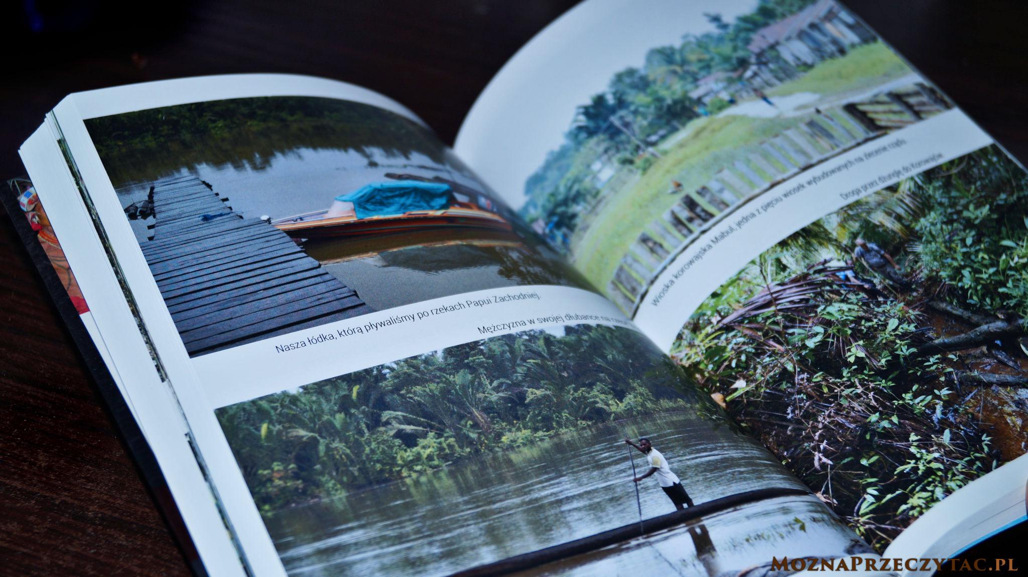 Indonezja. Ludożercy wczoraj i dziś - Alicja Kubiak, Jan Kurzela