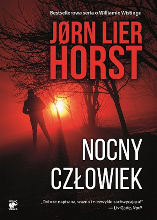 Recenzja książki Nocny człowiek - Jørn Lier Horst