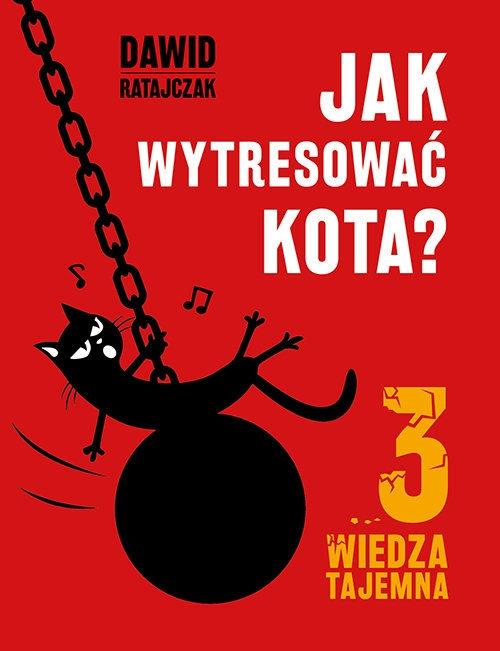 Recenzja książki Jak wytresować kota 3. Wiedza tajemna - Dawid Ratajczak