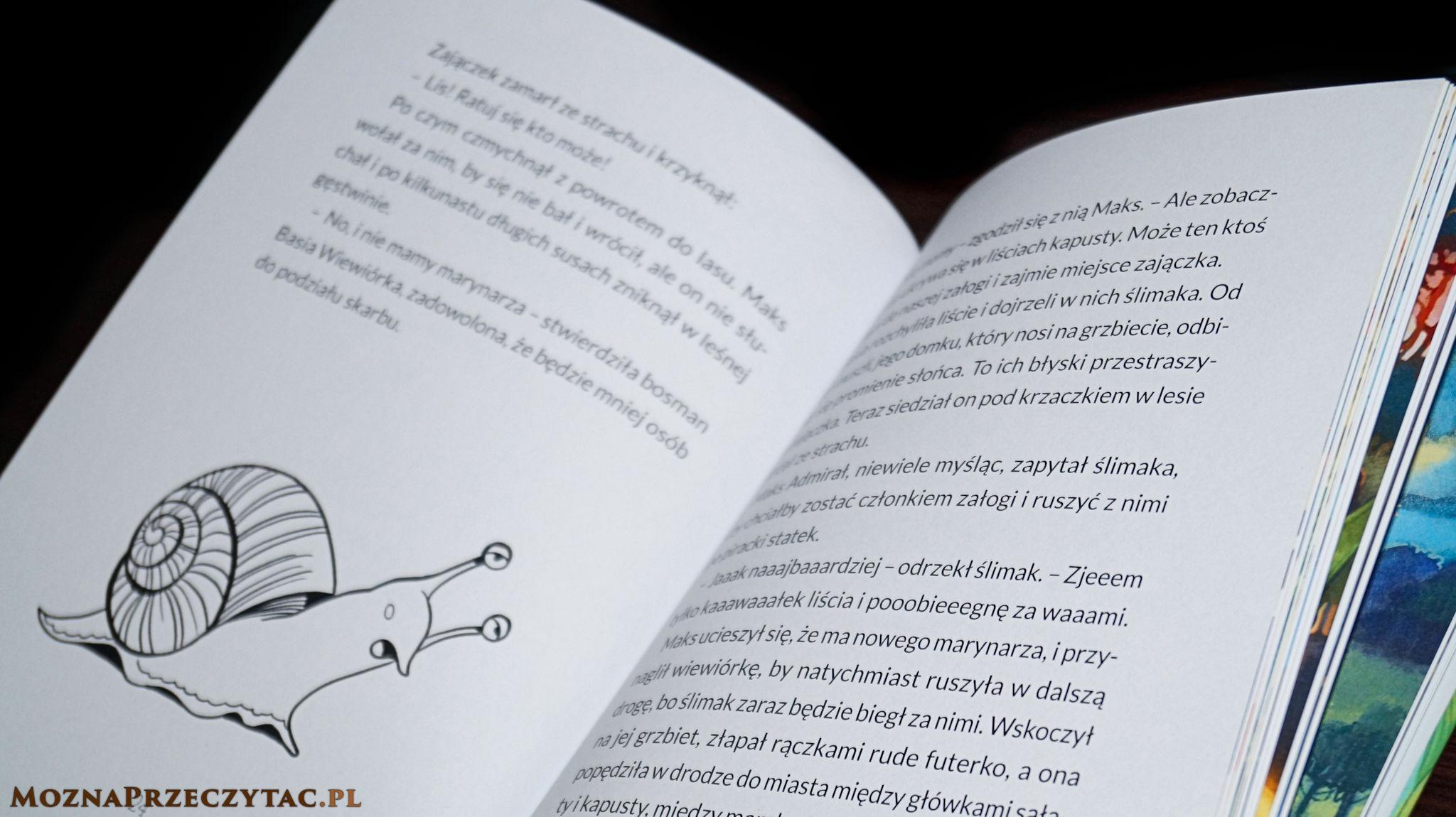 Recenzja książki Maks Motyl i Olek Ważka - Włodzimierz Malczewski