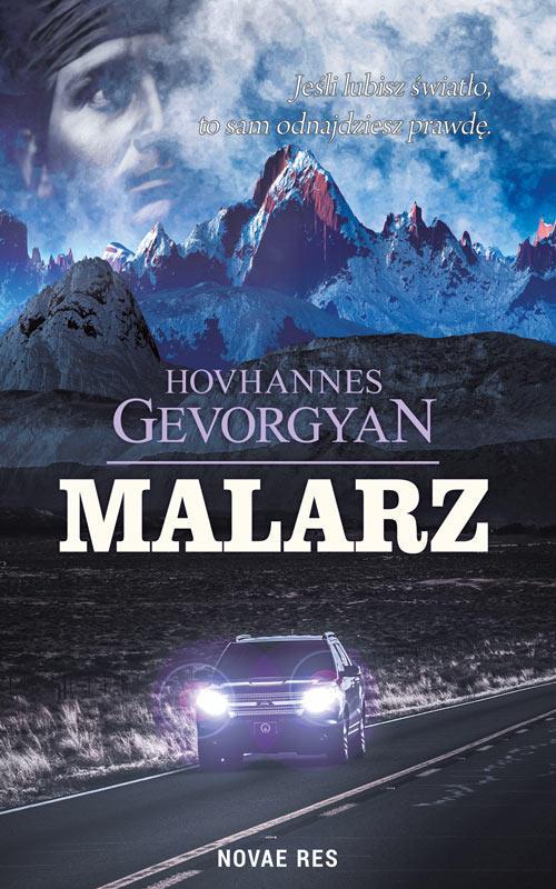Recenzja książki Malarz - Hovhannes Gevorgyan