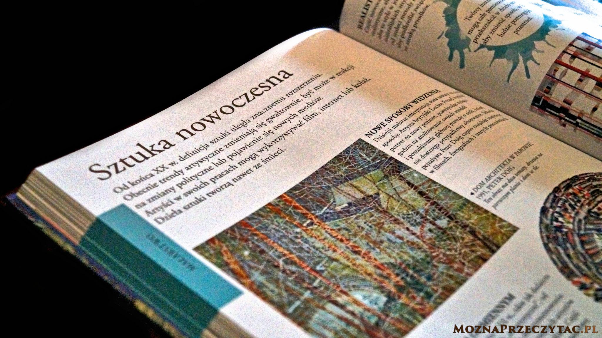 Sztuka. Encyklopedia dla dzieci - Opracowanie zbiorowe