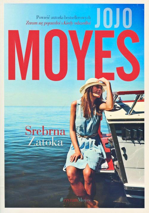 Recenzja książki Srebrna Zatoka - Jojo Moyes