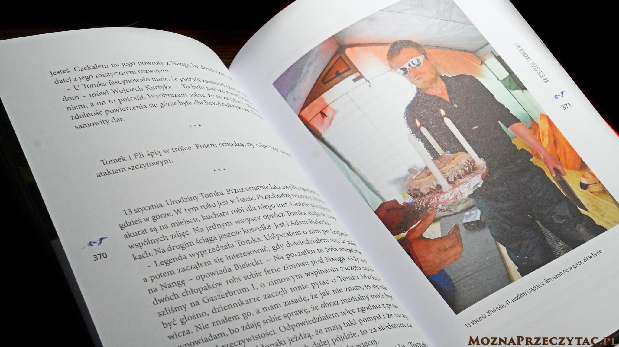 Czapkins. Historia Tomka Mackiewicza - Dominik Szczepański