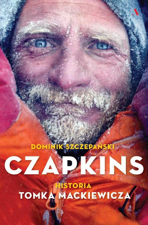 Recenzja książki Czapkins. Historia Tomka Mackiewicza - Dominik Szczepański