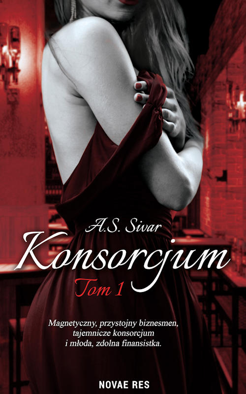 Recenzja książki Konsorcjum - A.S. Sivar