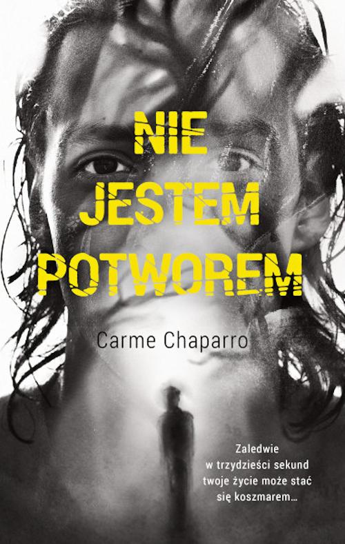 Recenzja książki Nie jestem potworem - Carme Chaparro
