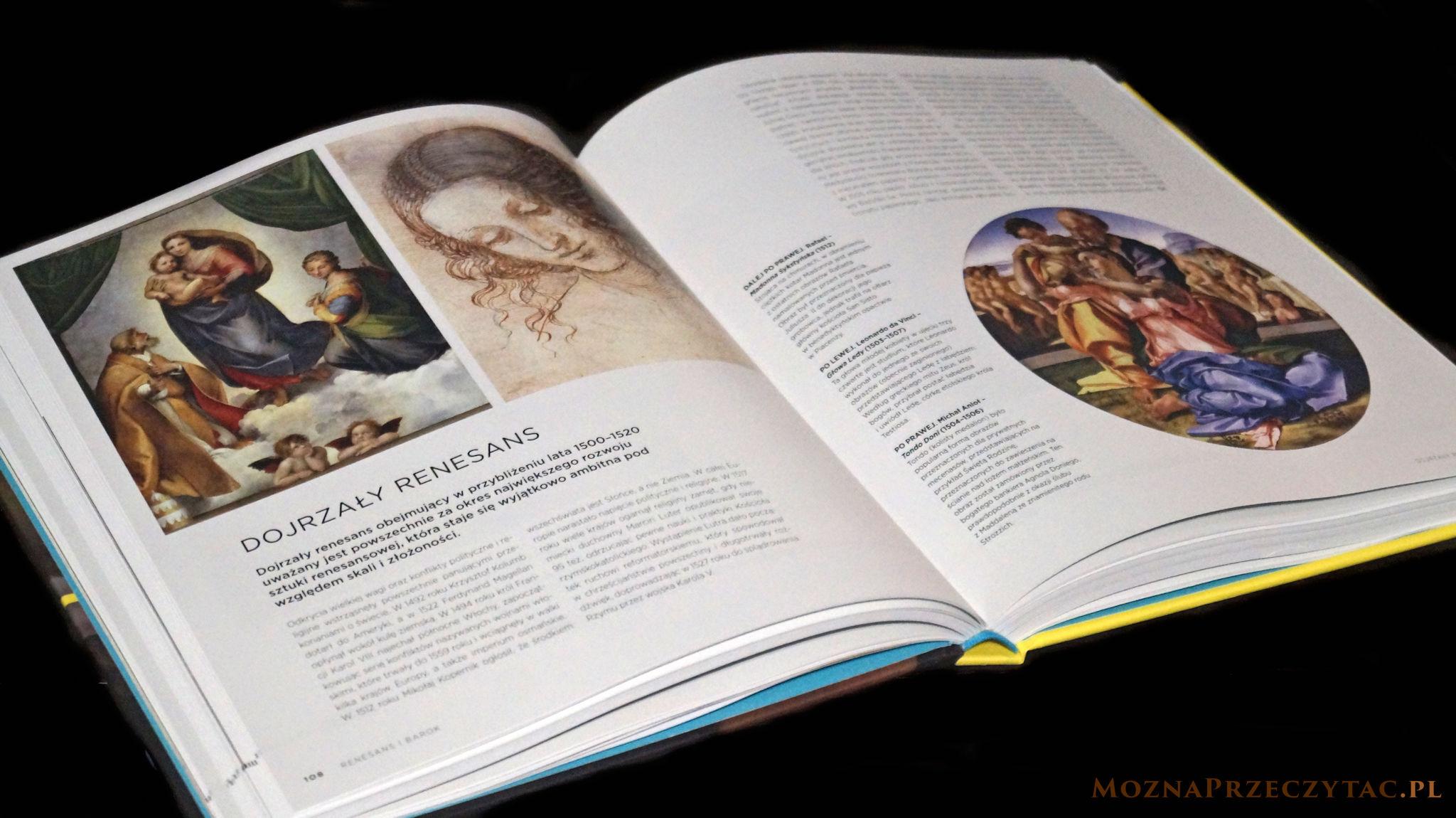 Chronologia Sztuki. Oś czasu kultury zachodniej od czasów prehistorycznych po współczesne - Zaczek Iain