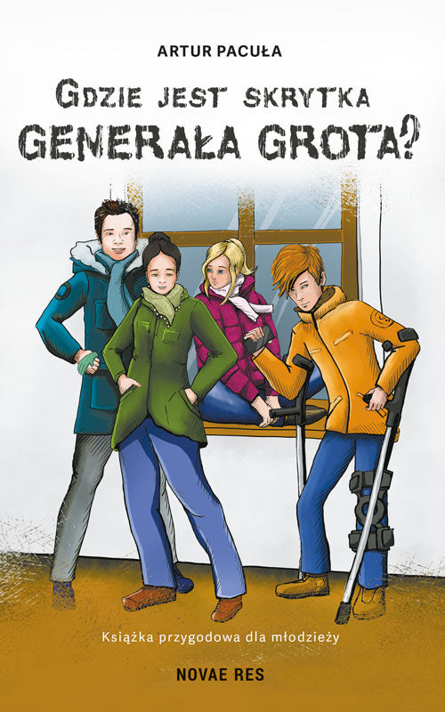 Recenzja książki Gdzie jest skrytka Generała Grota? - Artur Pacuła