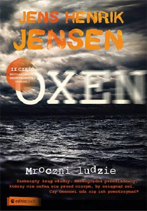 Recenzja książki Mroczni ludzie - Jens Henrik Jensen