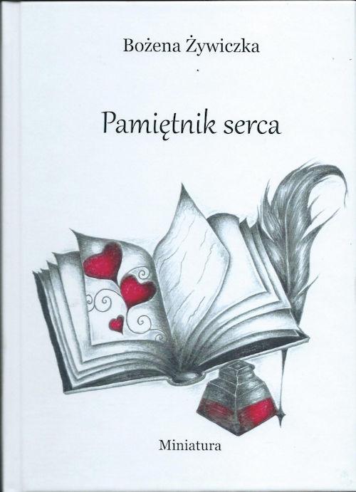 Recenzja książki Pamiętnik serca - Bożena Żywiczka