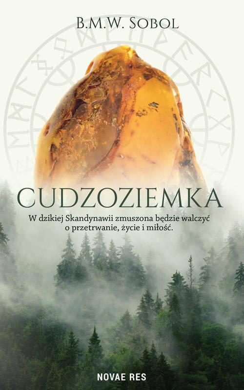 Recenzja książki Cudzoziemka - B.M.W. Sobol
