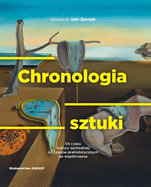 Recenzja książki Chronologia Sztuki. Oś czasu kultury zachodniej od czasów prehistorycznych po współczesne - Zaczek Iain