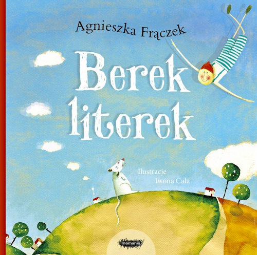 Berek literek - Agnieszka Frączek