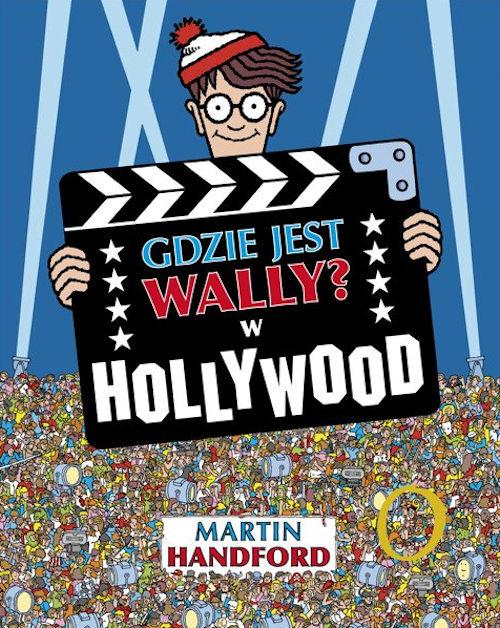 Gdzie jest Wally? W Hollywood - Martin Handford