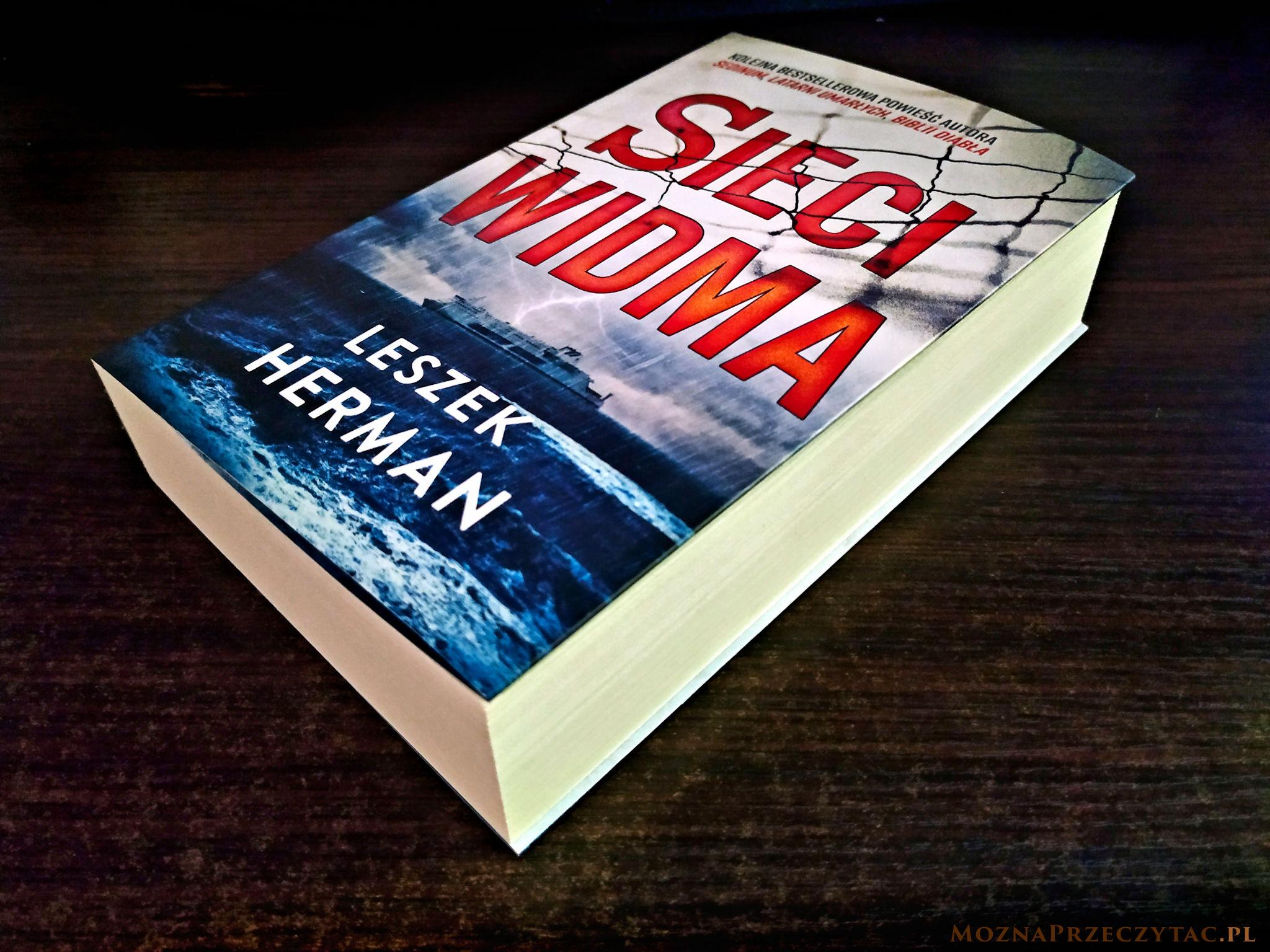 Sieci Widma - Leszek Herman