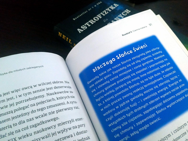 Astrofizyka dla młodych zabieganych - Neil deGrasse Tyson, Gregory Mone